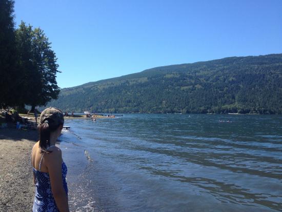 Cultus Lake, Canada: Peaceful
