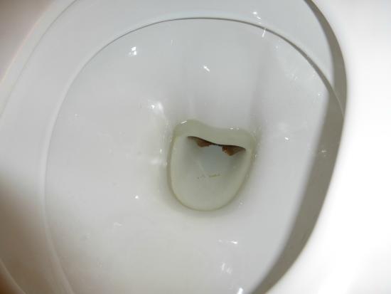 Le Passage, França: Toilette sales