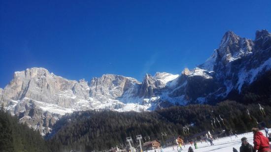 Monte Averau: Stupenda come sempre Cortina
