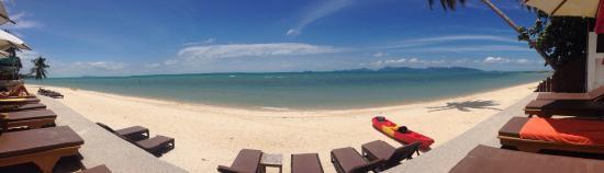 Mimosa Resort & Spa: Poolbereich, Strand, Whirlpool und Shuttle in die Städte