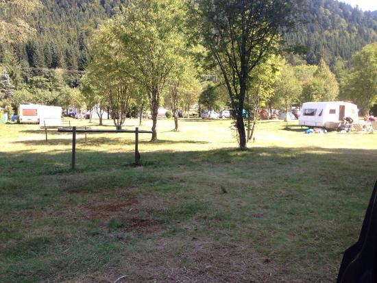 Camping de la Vologne