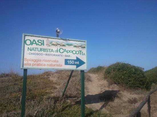 Oasi Naturista Capocotta: benvenuti all'Oasi