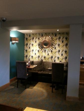 Premier Inn Inverness Centre (Millburn Rd) Hotel : Premier Inn Inverness Centre - Millburn Rd