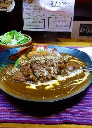 Jakuson: The best Japanese curry that I have tasted so far.