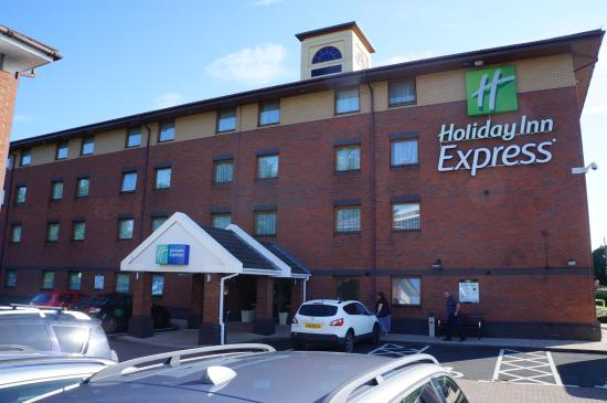Holiday Inn Express Birmingham Oldbury M5 Jct.2: Holiday Inn Express @ Oldbury