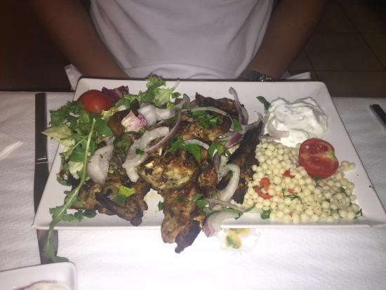 Salt & Pepper: Traditional Greek food