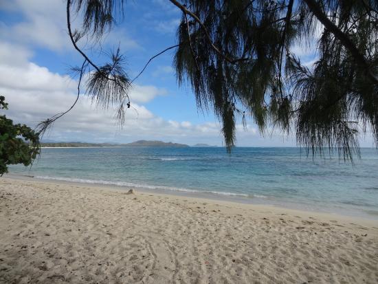 Kaiona Beach - Picture of Kaiona Beach Park, Waimanalo ...