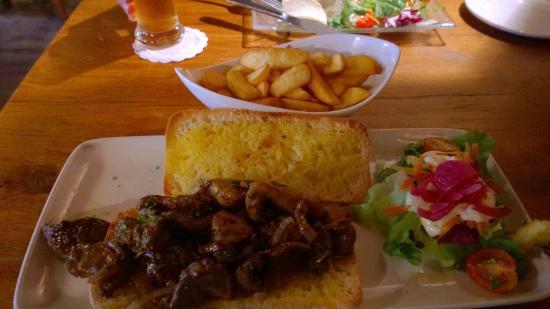 Killeagh, Irlanda: Lunch