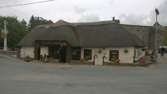 ‪‪Killeagh‬, أيرلندا: Why it's called The Old Thatch‬