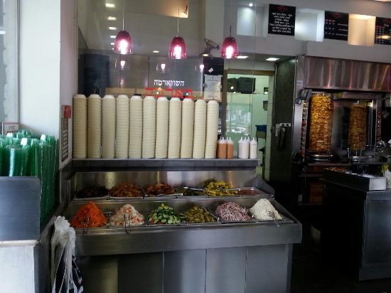 Gedera, อิสราเอล: מסעדה מעולה!