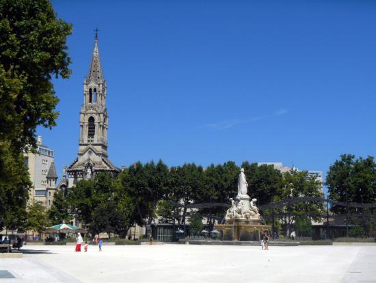Picture of esplanade charles de gaulle nimes tripadvisor - Esplanade charles de gaulle ...