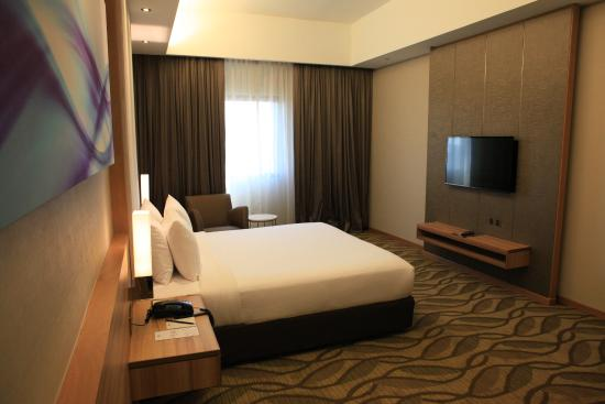 Club room view - Picture of Sunway Putra Hotel, Kuala Lumpur