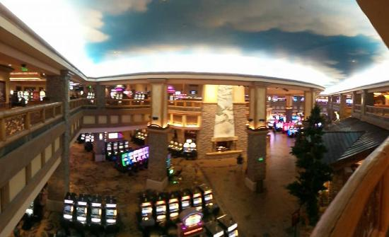Ameristar Casino Resort Spa Black Hawk: Casino on Friday night.