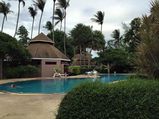 Koh Tao Coral Grand Resort: สระว่ายน้ำของรีสอร์ท