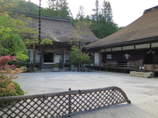 Rengejoin Temple : 庭園