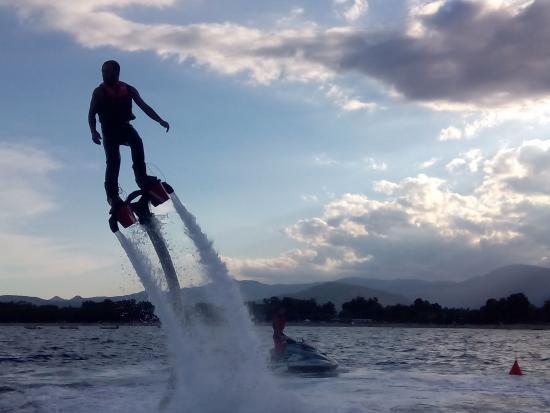Flyboard Sardinia: Flyboard