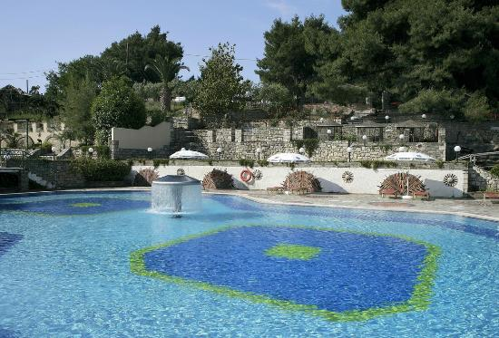 Macedonian Sun Hotel : Pool