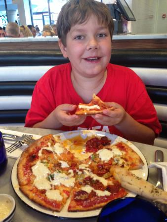 American Hottest Picture Of Pizza Express Hastings