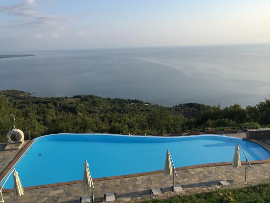 Dohos Hotel Experience: Vue de la terrasse