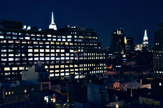 plunge Rooftop Bar & Lounge at Hotel Gansevoort