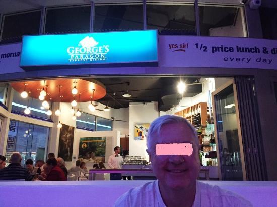Greek Restaurant Coolangatta