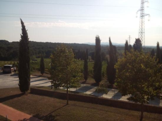 Hotel Casale Le Torri: Panorama
