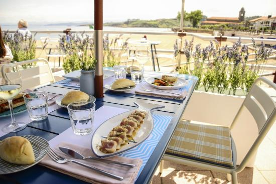 Restaurante La Playa Luanco
