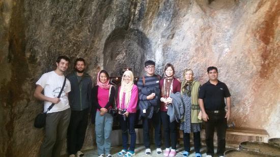Pir-e Sabz Chak Chak : Pir-e-Sabz Fire Temple