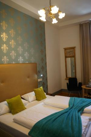 Hotel Tannhäuser: Our room