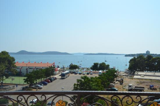 Hotel Miramare : View from balcony