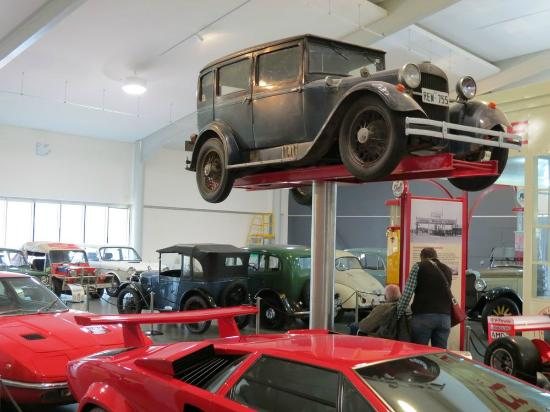 National Motor Museum Birdwood Picture Of National