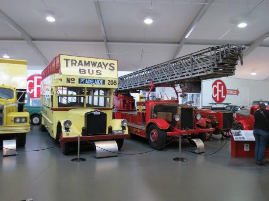 No Petrol Picture Of National Motor Museum Birdwood