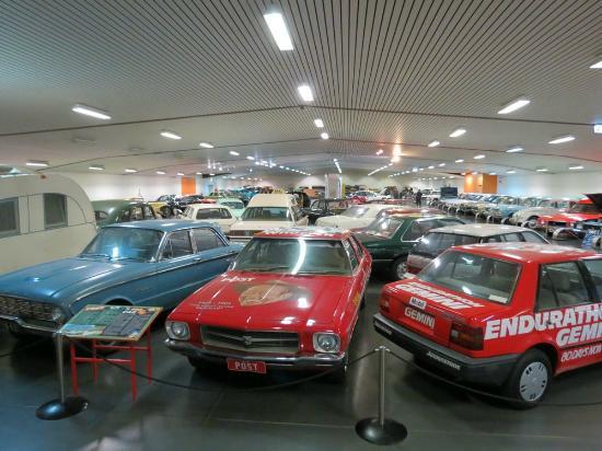 Old Picture Of National Motor Museum Birdwood Tripadvisor