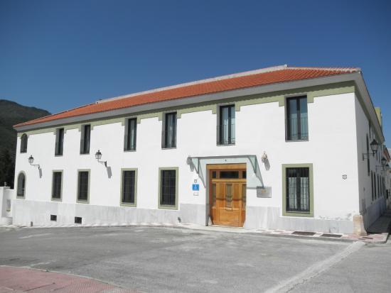 Caparacena, España: La Fachada