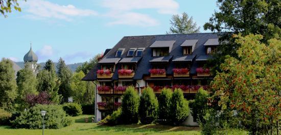 Hotel Thomahof, August 2015