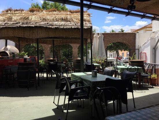 Joli jardin qui vous accueillle picture of el rincon del for Jardin 76