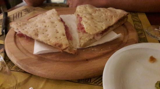 Montelaguardia, Italia: L' insolito caffe