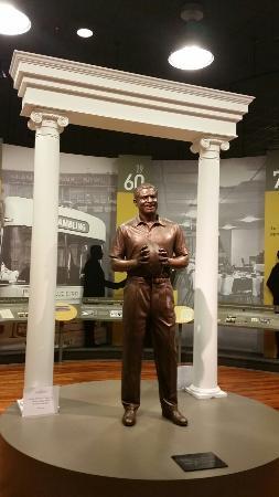 Grambling, LA: Eddie G. Robinson Museum