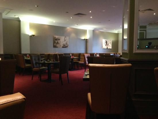 Leonardo Hotel Hamburg Stillhorn: Restaurant