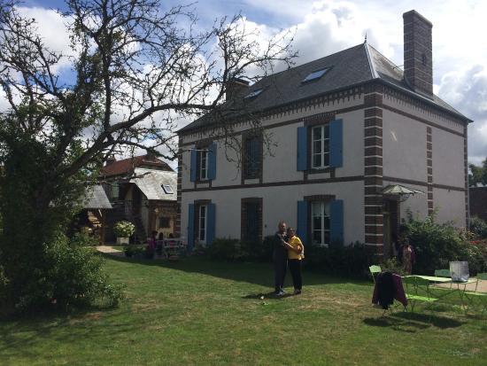 Chambres et table d'hotes en Normandie