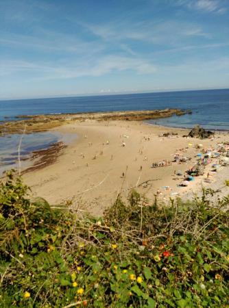 Hotel Rincón de Antón: Abanillas y playa de pechon