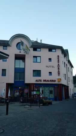 Alte Brauerei Hotel-Restaurant : ホテル