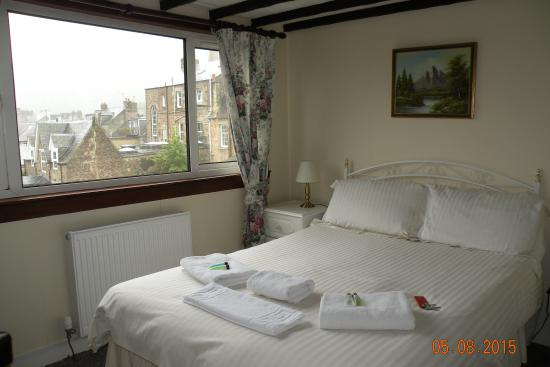 Highland House Hotel: notre chambre