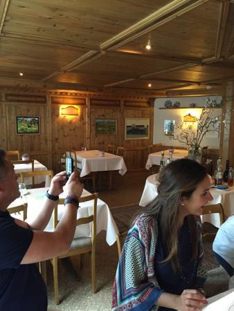 Hotel Restaurant Linde: Muy lindo lugar, almuerzo espectacular.. Adoro el sitio