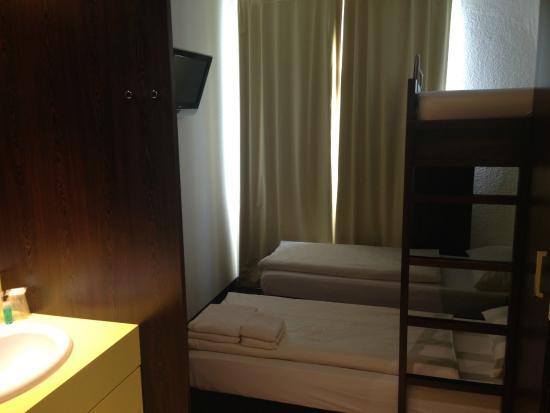 Bridge Inn Hotel: Schlafbereich