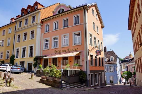 The Hotel Picture Of Hotel Am Markt Baden Baden Tripadvisor