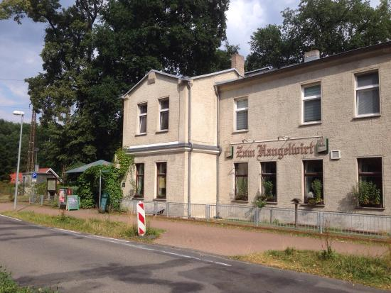 Gruenheide, Tyskland: Zum Hangelwirt Pitzke Heike