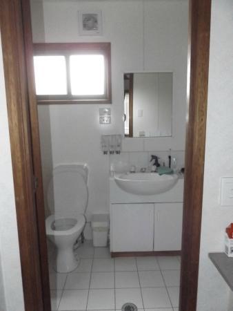 Halls Gap Gardens Caravan Park : Bathroom