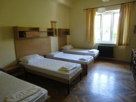Hostel Tabor - Dijaski dom Tabor: 4- people room