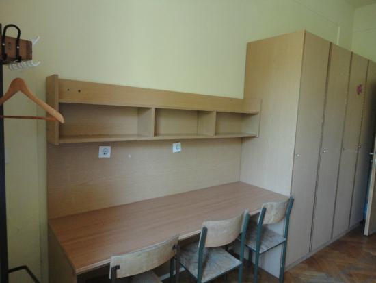 Hostel Tabor - Dijaski dom Tabor: room